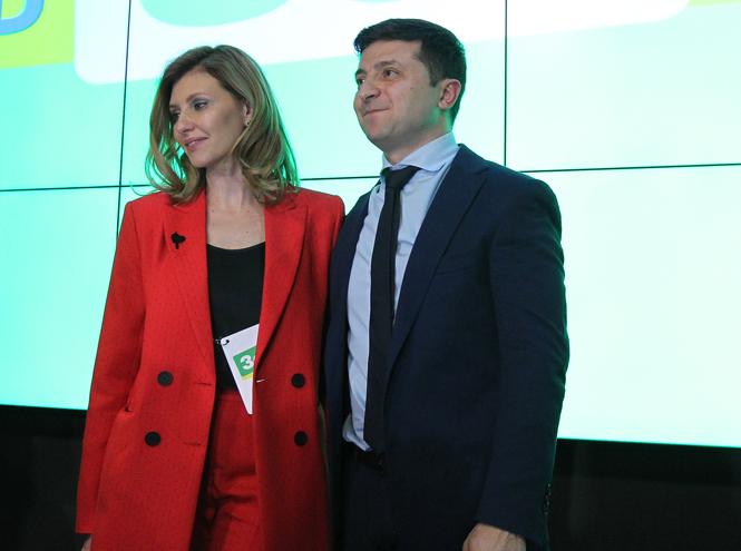Фото №4 - 5 фактов о новой первой леди Украины Елене Зеленской