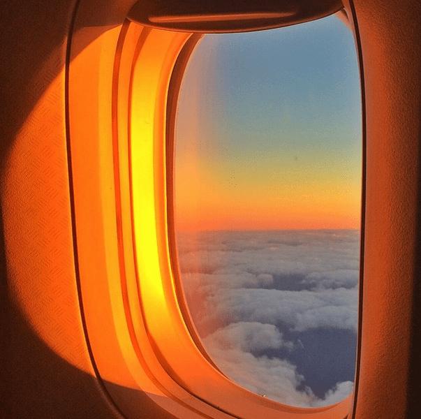 Фото №10 - Звездный Instagram: Знаменитости и самолеты