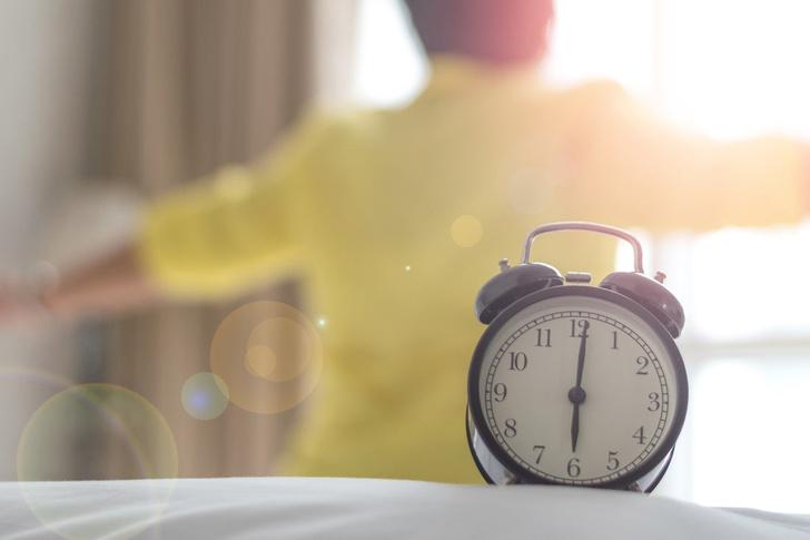 ребенок слишком рано просыпается