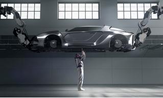 В Hyundai показали легкий экзоскелет для тяжелых работ (видео)