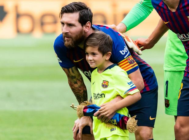Фото №6 - Сын за отца: дети знаменитых спортсменов (и кем они хотят стать в будущем)