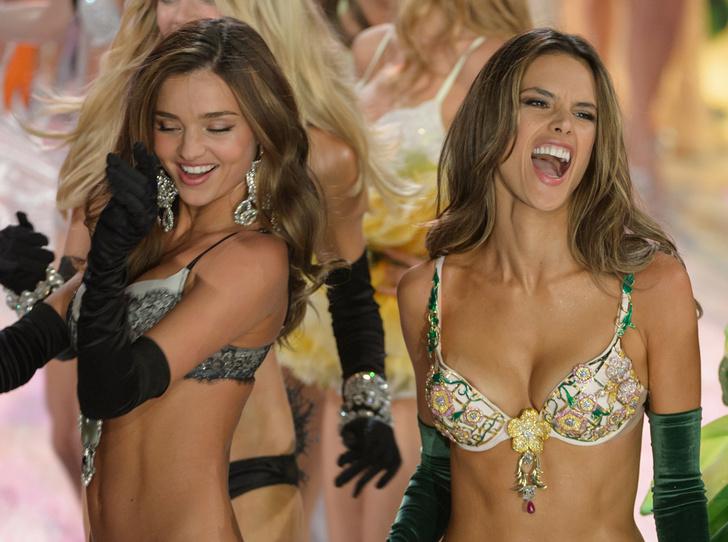 Фото №1 - Полцарства за бюстгальтер: как выглядят все драгоценные Fantasy Bra Victoria's Secret