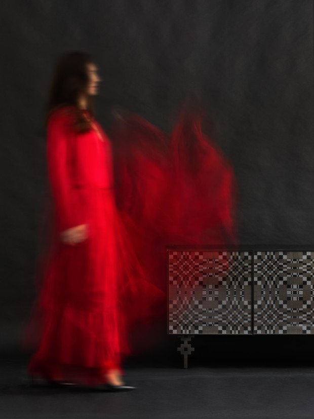 Фото №1 - Новая коллекция мебели Mokash Юлии Мамедовой