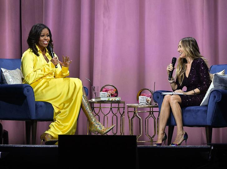 Фото №18 - От супруги президента к модной иконе: эволюция стиля Мишель Обамы