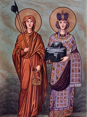Фото №3 - От детоубийцы до святой: история Ирины Афинской— первой императрицы Византии
