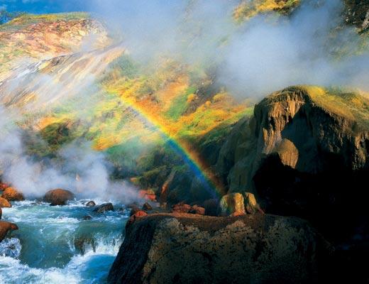 Фото №1 - Камчатские гейзеры: гибель и возрождение