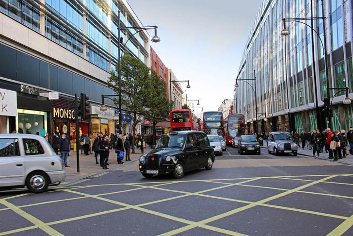 Фото №1 - Британские ученые нашли самую грязную улицу в мире в Лондоне