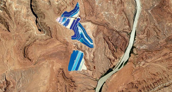 Фото №1 - Осадки в пустыне