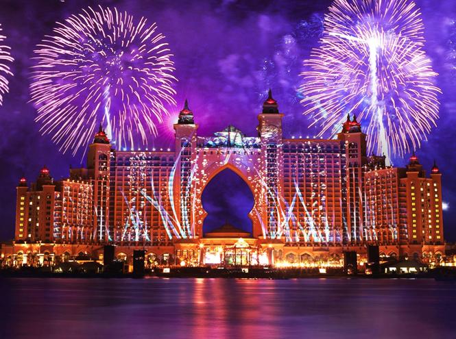 Фото №1 - Погружение в сказку: новогодние праздники в Дубае