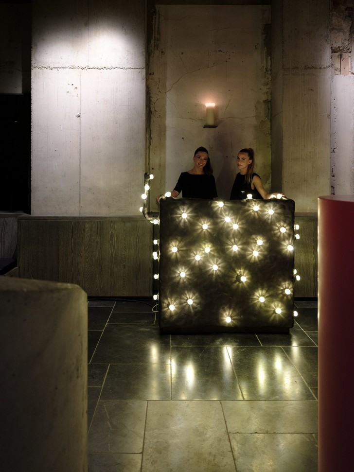 Фото №5 - Le Pristine: модный ресторан по мотивам фламандской живописи