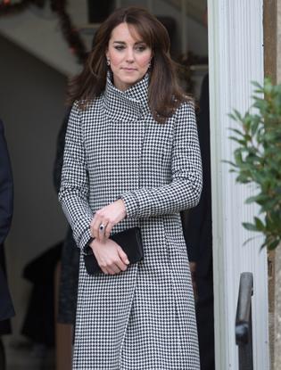 Фото №3 - Герцогиня Кембриджская отправилась на рождественский шоппинг