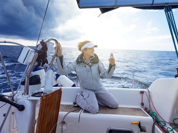 Фото №3 - Где искать настоящего мужчину: яхтинг