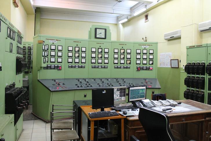 Фото №9 - Советские центры управления электростанциями: 16 фото для созерцания