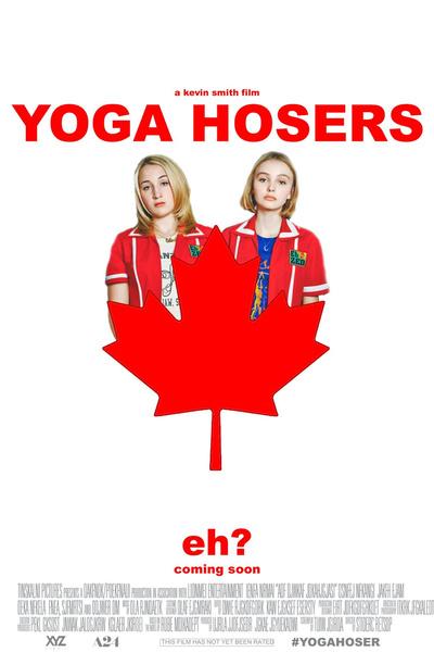 Постер к фильму «Любители йоги»