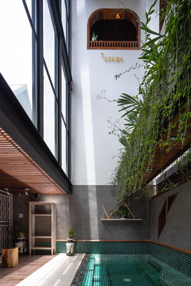 Фото №8 - Отель с перфорированными фасадами во Вьетнаме