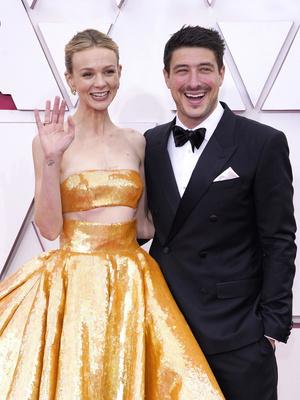 Фото №6 - «Оскар-2021»: самые красивые звездные пары церемонии