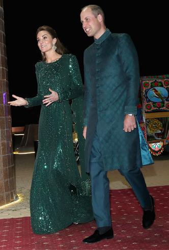 Фото №21 - Лучшие образы герцогини Кейт в 2019 году