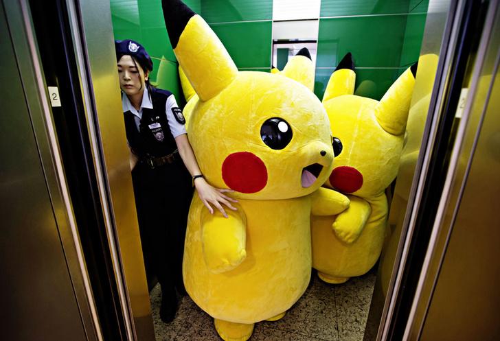 Фото №1 - Мания преследования: за что мы любим покемонов