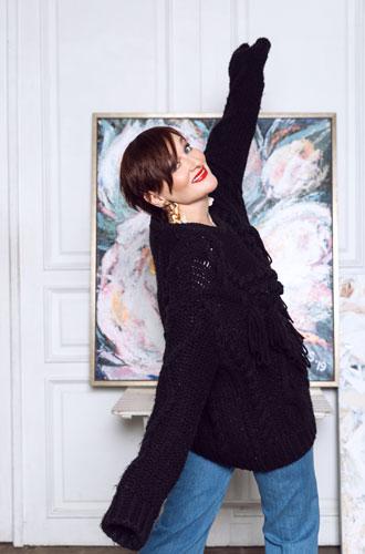 Фото №3 - Елена Сотникова: «Мои картины в основном покупают самодостаточные женщины»
