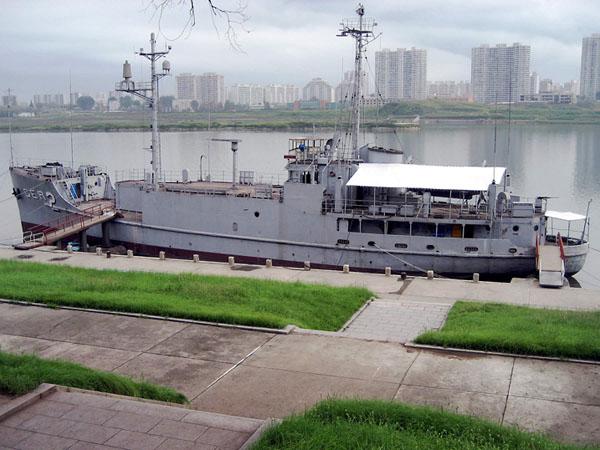 Фото №1 - Северокорейская атака на океанографов