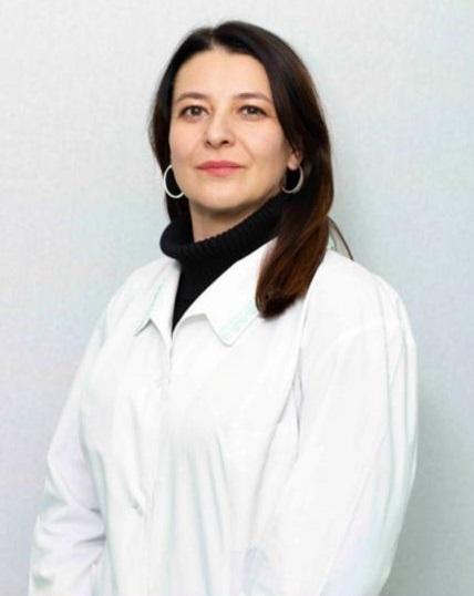 Светлана Алексеевна Полевщикова