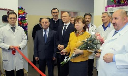 Фото №1 - В 15-й больнице для пациентов с инсультом открылось недооснащенное отделение