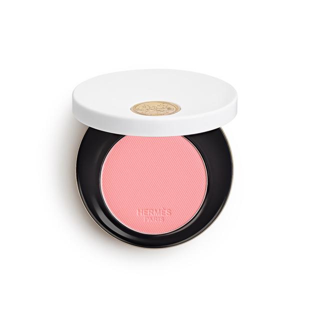 Фото №2 - Как выглядит совершенство в розовом цвете: коллекция косметики Rose Hermès