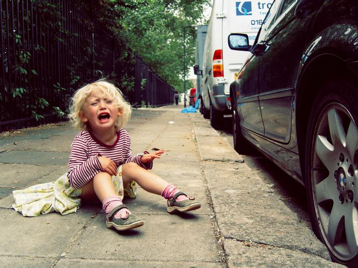 Фото №1 - 8 эффективных способов справиться с детской истерикой