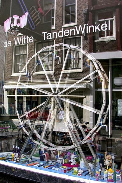 Фото №13 - 23 места, которые вы обязательно должны увидеть в Амстердаме