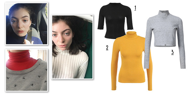 Фото №2 - Разбираем гардероб Лорд