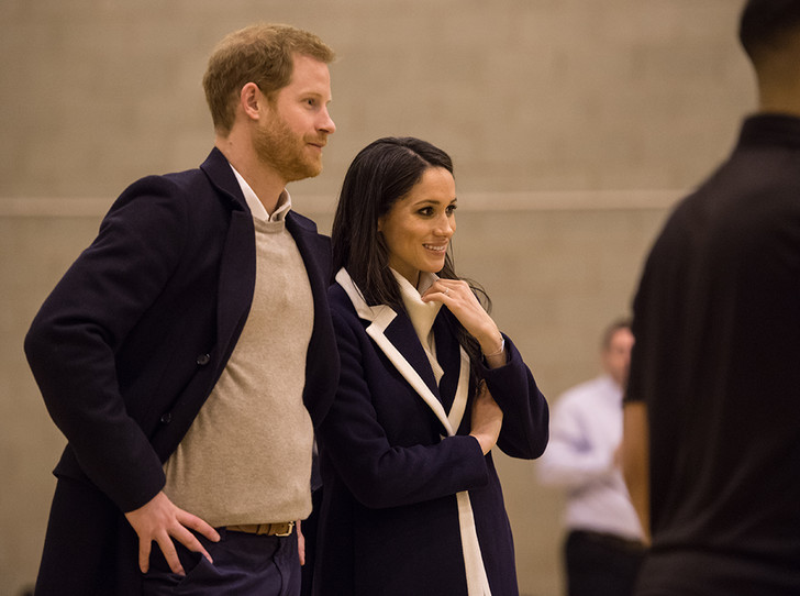 Фото №2 - Принц Гарри и Меган Маркл вышли на новый уровень отношений