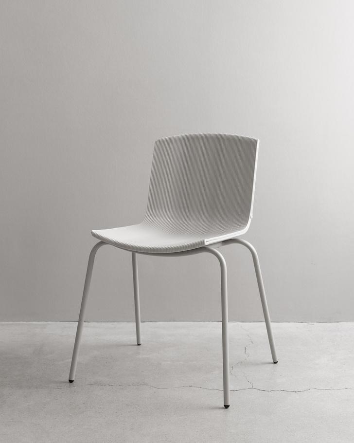 Фото №1 - «Рестул» из переработанного пластика от Delo Design