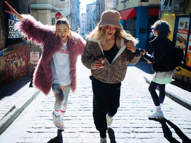 Фото №2 - Фокус на тебе: StreetBeat совместно с Nike,PUMA,ASICS,VansиJordan выпустили проект про обычных девушек