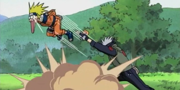 Фото №7 - Топ-10 самых популярных эпизодов из аниме «Наруто»