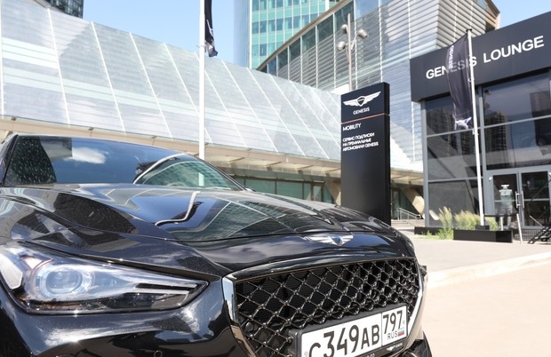 Фото №1 - «Все включено!»: Genesis запускает в России проект онлайн-подписки на автомобили