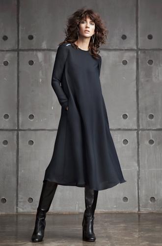 Фото №9 - Девушка в городе: Lookbook новой коллекции The Robe