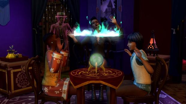 Фото №4 - 7 крутых фишек из The Sims 4 «Паранормальное»