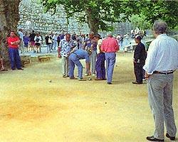 Фото №1 - Игра в шары в Сен-Поль-де-Вансе