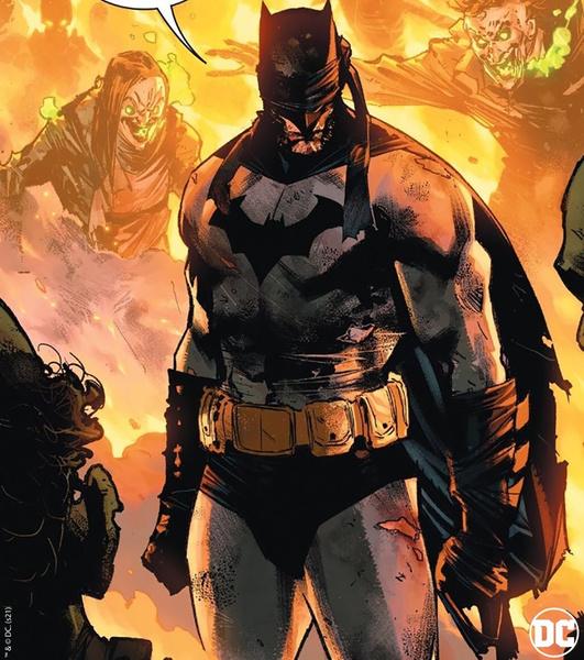 Фото №2 - Бэтмен путешествует по России в новом комиксе DC