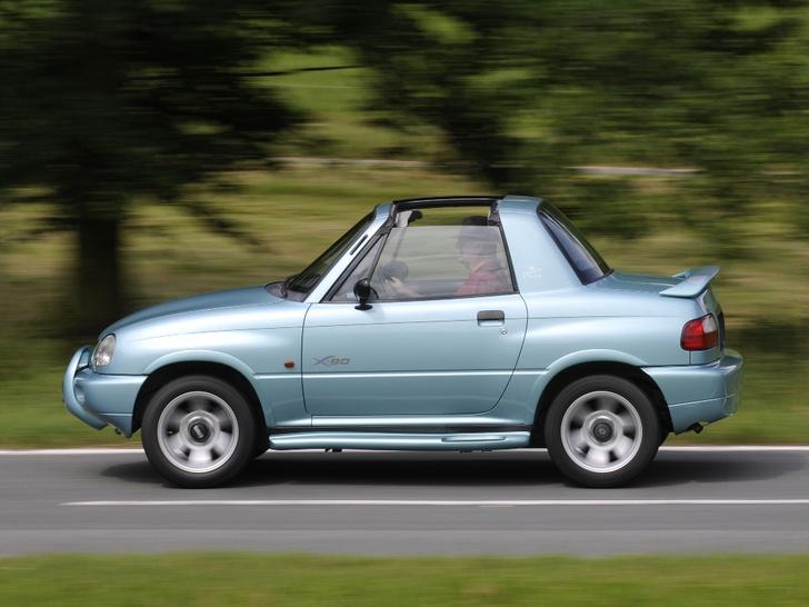 Фото №10 - На дизайн ужасные, классные внутри: 10 автомобилей со странным внешним видом