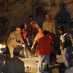Фото №1 - Крупная железнодорожная катастрофа в Бразилии