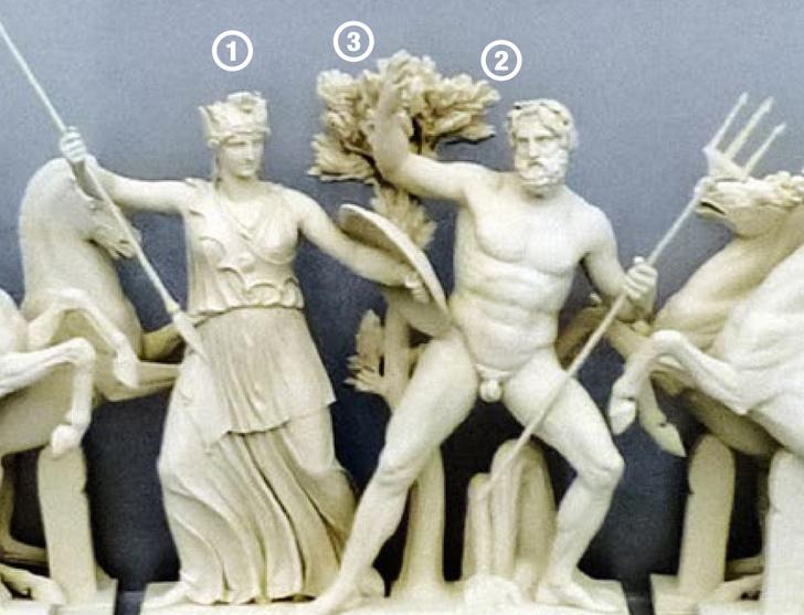 Фото №3 - Культурный код: дорисуй богиню