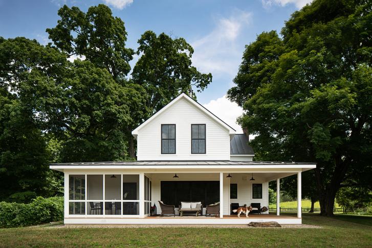 Фото №1 - Новая жизнь старого деревянного дома: до и после