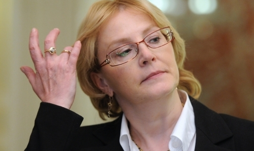 Фото №1 - Вероника Скворцова может заработать 7 миллионов долларов на своем лекарстве