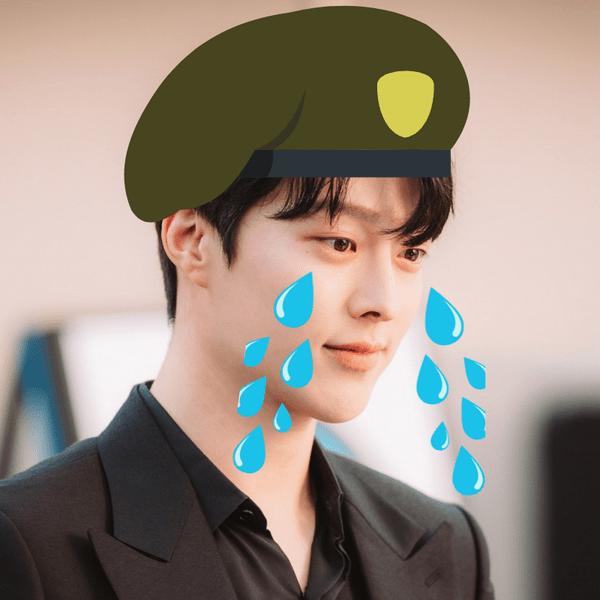 Фото №1 - Равняйсь, смирно: Чан Ки Ён уходит в армию! 😭