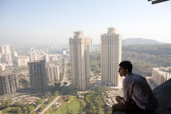 Кадр из фильма «Миллионер из трущоб»