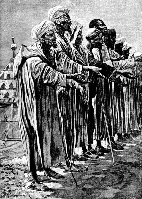 Фото №1 - Марокко сто лет назад: Всадник на троне
