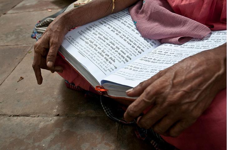 Фото №1 - Чтение меняет мозг человека в любом возрасте