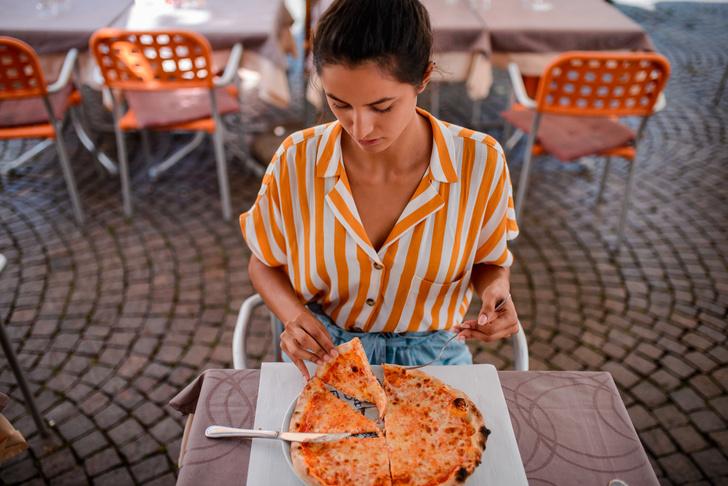 Почему итальянки худые, не толстеют, как есть и не толстеть