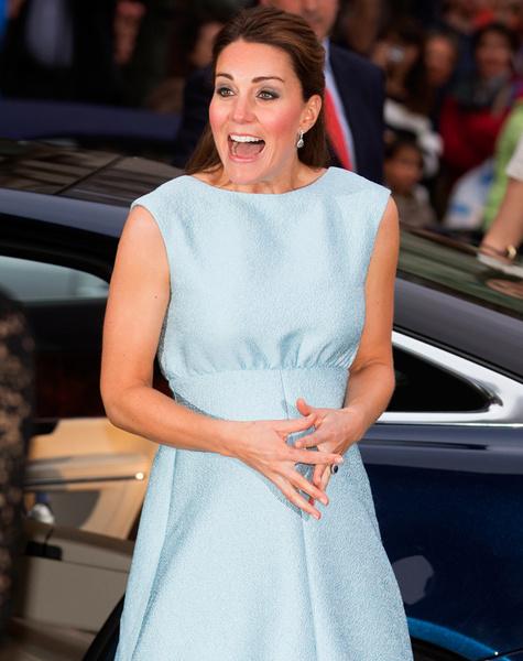 Фото №2 - Королевский токсикоз: что не так с беременной Кейт Миддлтон (и чем это опасно)